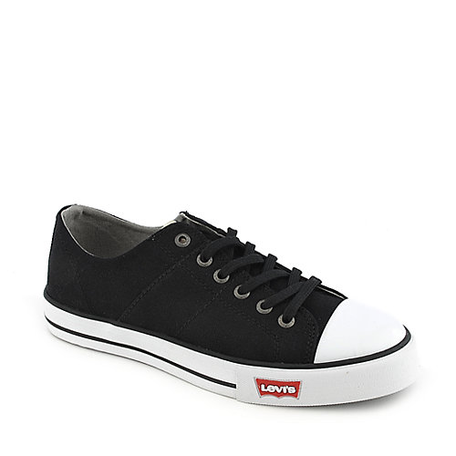 Levi's Stan kids black shoe