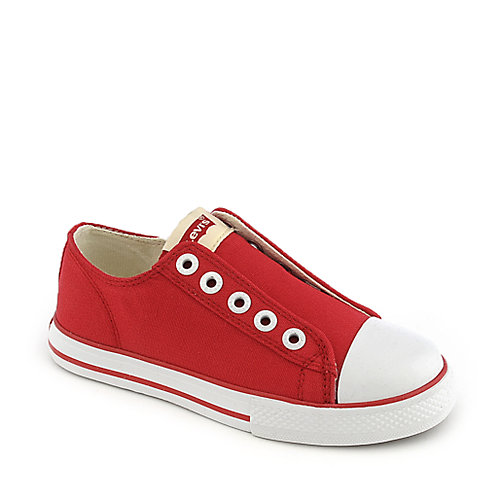 Levi's Armstrong kids toddler red sneaker
