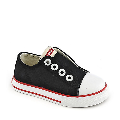 Levi's Armstrong kids toddler black sneaker