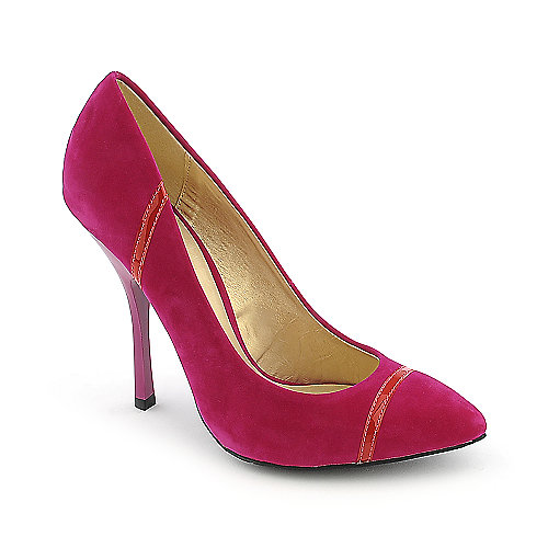 Shoe Republica LA Silva fuschia high heel pump
