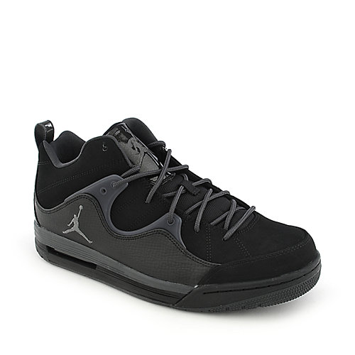 Jordan Flight TR'97 mens black athletic basketball sneaker