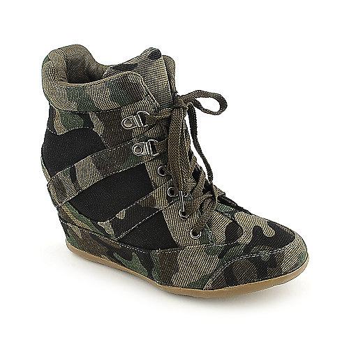 Camo Heels Women S Shoes