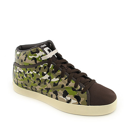 Reebok T-Raww Camo Casual Sneakers Tyga Exclusive