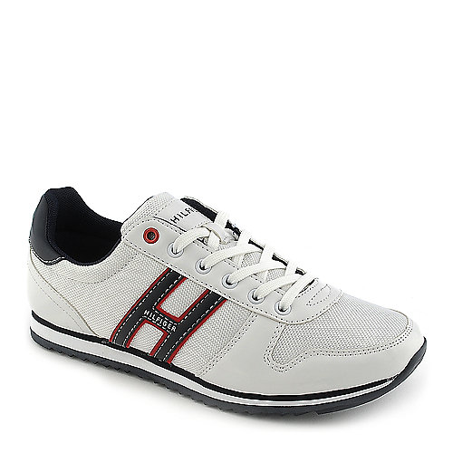 Tommy Hilfiger Falo 2 white athletic lifestyle sneaker