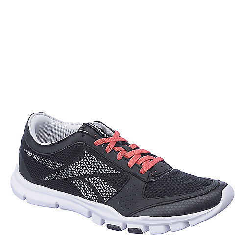 Reebok Yourflex Trainette 2.0 black athletic running sneaker