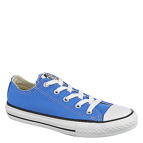 Converse Kids All Star Ox blue casual lace up kids shoe