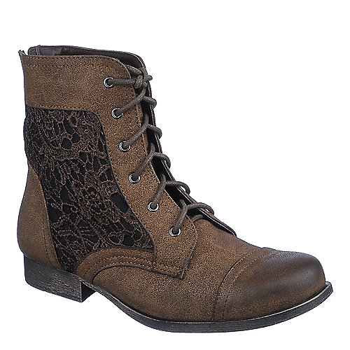 Shiekh Prima-01 womens brown ankle boots