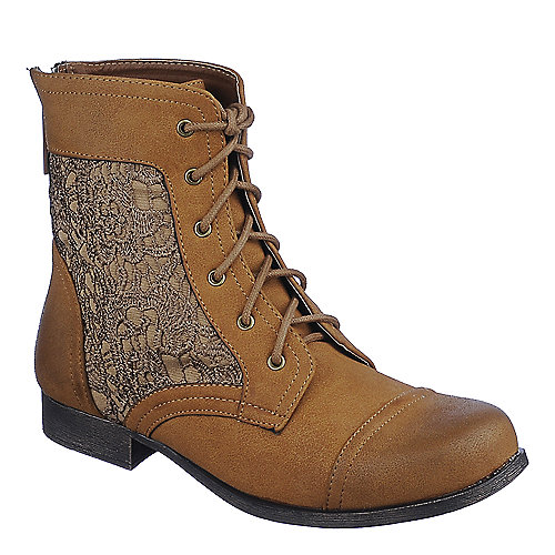 Shiekh Prima-01 womens tan ankle boots