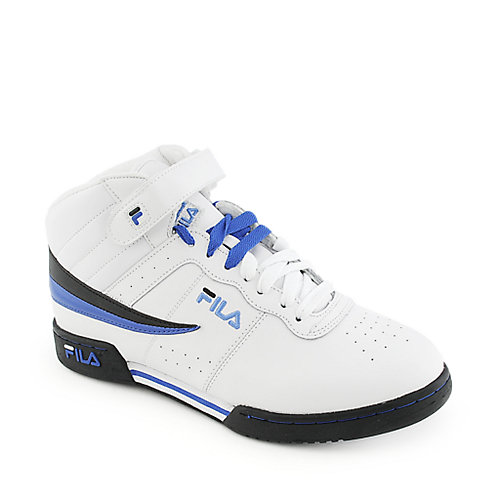 Fila F-13V LEA/SYN mens athletic basketball sneaker