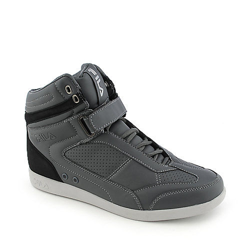 Fila Hi Profile grey athletic sneaker