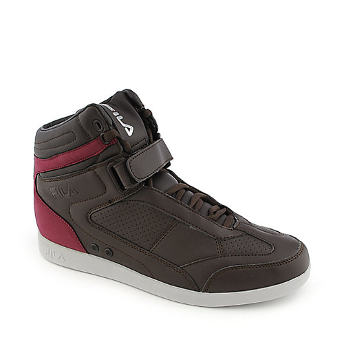 Fila Hi Profile grey athletic lifestyle sneaker