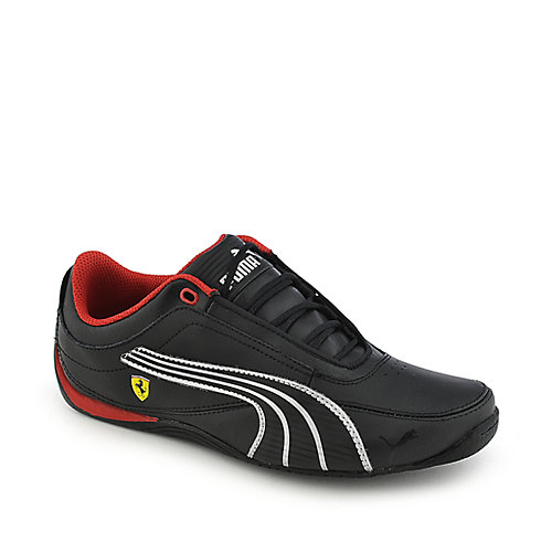 Puma Drift Cat 4 black athletic lifestyle shoe