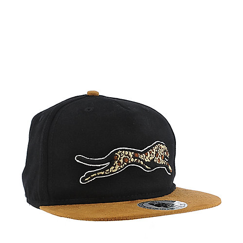 Last Kings black with gold brim Jaguar adjustable hat 941258ed59f