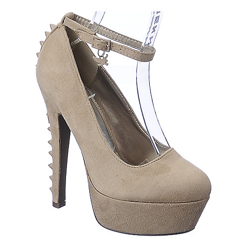 Shiekh Sniff-S womens platform high heel pump dress shoe