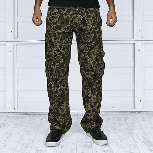 Buy Men's apparel Jordan Craig Camo Cargo Pants | Shiekhshoes