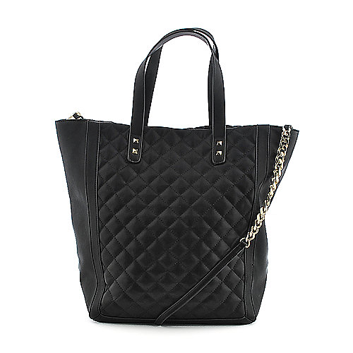 Shiekh Black tote shoulder hobo bag