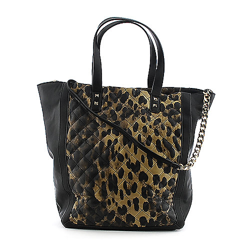Shiekh Leopard Tote shoulder hobo bag