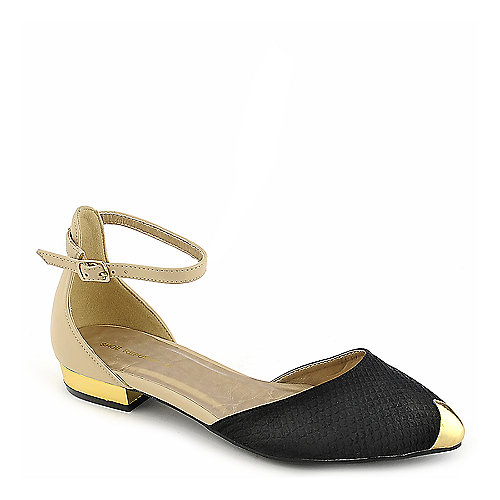 Shoe Republica LA Douglas low heel color block dress shoe