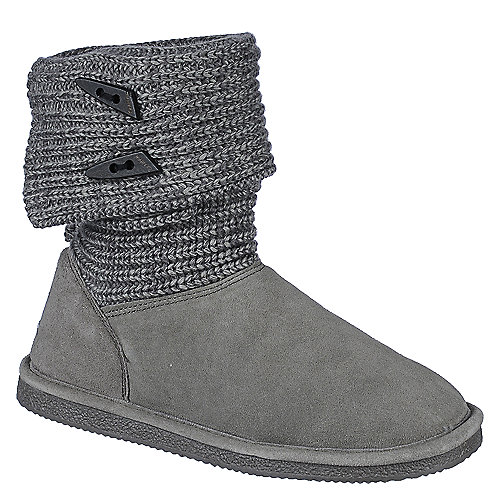 Bearpaw Womens Cable Knit