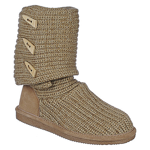 Bearpaw Womens Knit Tall