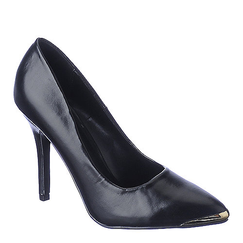 Shiekh Daber-S black high heel pump
