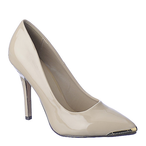Shiekh Daber-S beige high heel pump