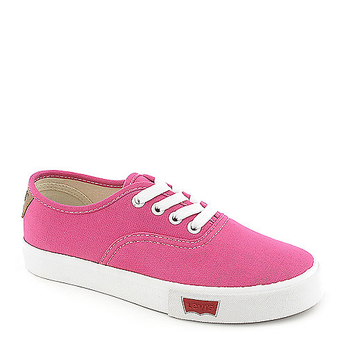 Kids Levi's Rula Fuschia Canvas Sneaker at Shiekh Shoes