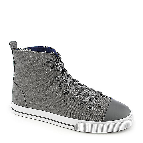 Levi's high top grey sneaker for women at Shiekh Shoes