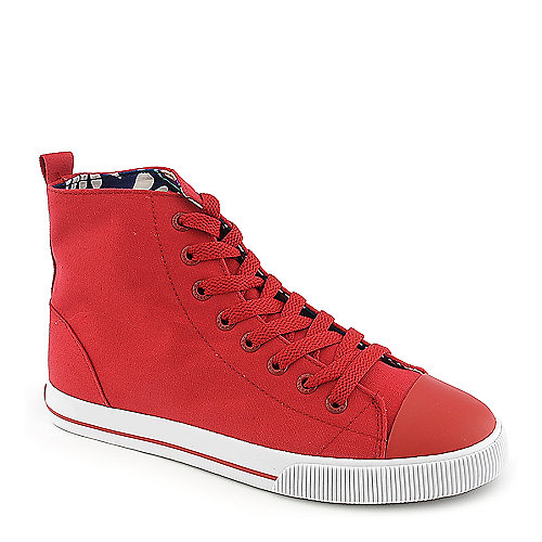 Levi's high top red sneaker for women at Shiekh Shoes