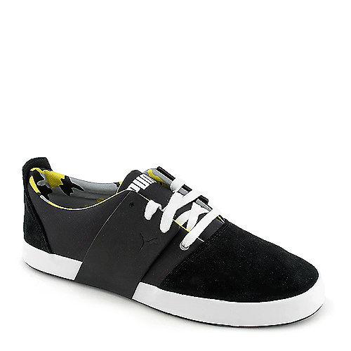 Puma Mens El Ace 3 City black casual sneaker