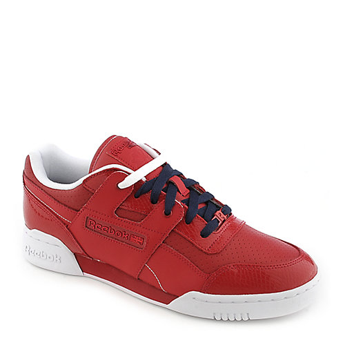 Reebok Workout Plus R12 mens athletic lifestyle sneaker