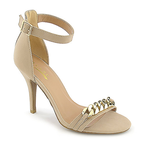 Glaze Willow-4 nude high heel pump