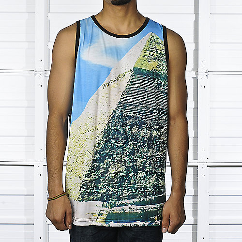 Shiekh Gladiator Tank mens clothing
