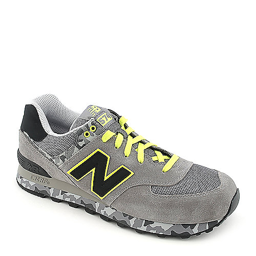 New Balance Mens ML574 grey athletic running sneaker