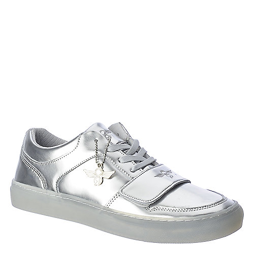 Creative Recreation Cesario Lo X mens silver athletic lifestyle sneaker