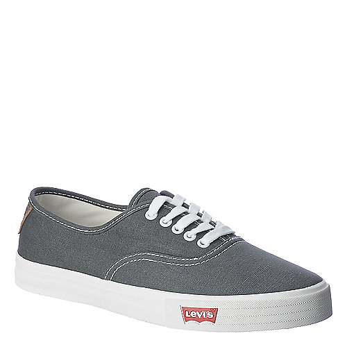 Levi's Jordy mens grey casual lace up sneaker