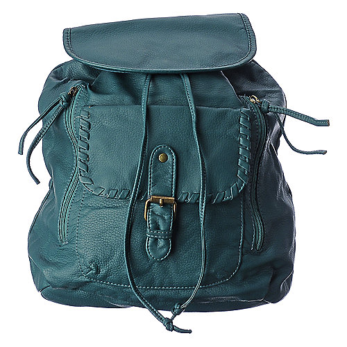 Under1sky teal backpack