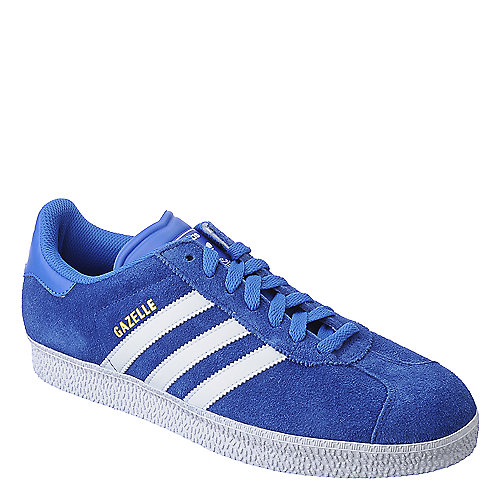 Adidas Gazelle II mens blue athletic lifestyle sneaker