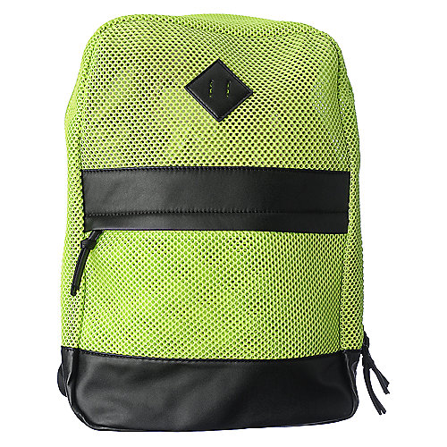 Nila Anthony lime green Mesh Backpack accessories backpack