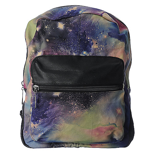 Nila Anthony Galaxy Backpack blue accessories backpack