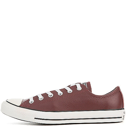 Converse Chuck Taylor Ox burgundy athletic lifestlye sneaker