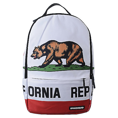 Sprayground Cali Trippin Deluxe accessories backpack