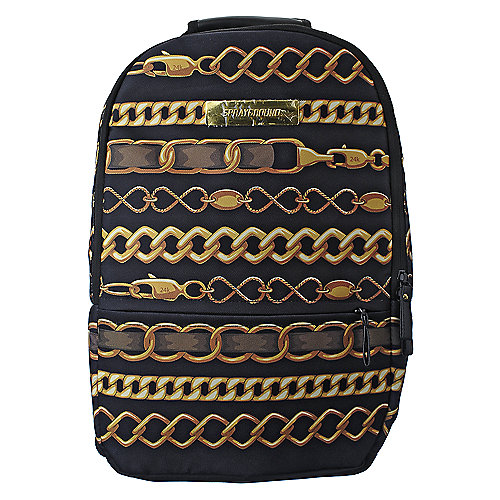 Sprayground 9 Chainz Deluxe accessories backpack