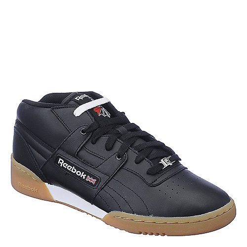 Reebok Workout Mid mens sneaker