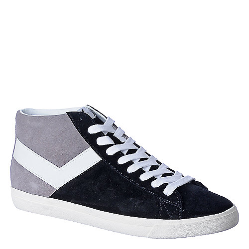 Pony Men's Topstar Suede Hi