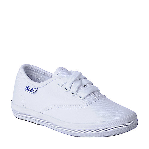 Keds Original Champion white toddler casual sneaker