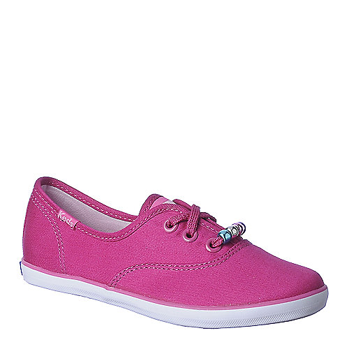 Keds Original Champion pink toddler casual sneaker