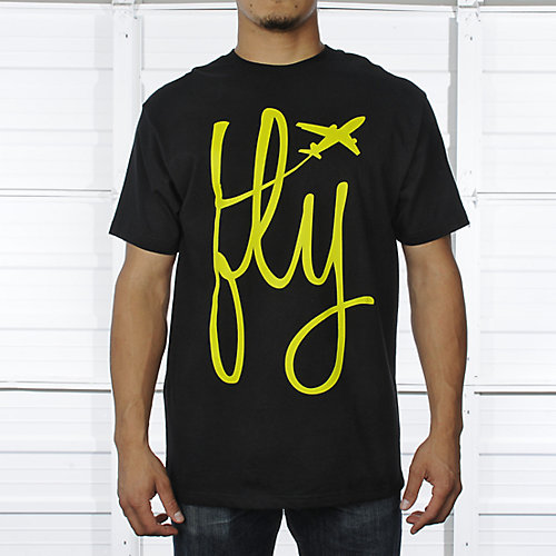 Fly Society Fly Tee mens apparel