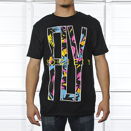 Fly Society Fly Away Tee mens clothes