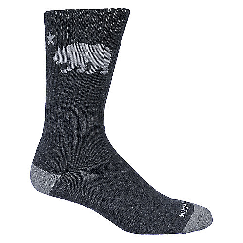 Novelty Cali Bear Socks